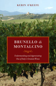 Brunello di Montalcino book cover